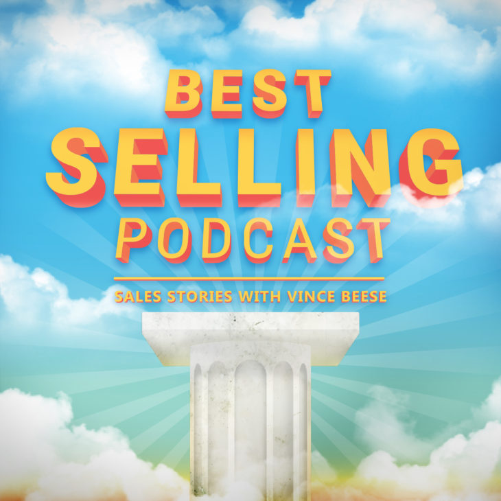 Ep. 043 – Selling from the Heart with Larry Levine